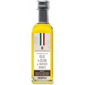 HUILE D'OLIVE EXTRA VIERGE A LA TRUFFE BLANCHE 100 mL